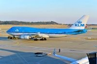 Photo: KLM - Royal Dutch Airlines, Boeing 747-400, PH-BFS