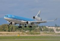 Photo: KLM - Royal Dutch Airlines, McDonnell Douglas MD-11, PH-KCD