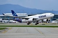Photo: Air Transat, Airbus A330-200, C-GJDA
