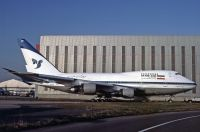 Photo: Iran Air, Boeing 747SP, EP-IAB