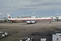 Photo: United Airlines, Douglas DC-8-71, N80714