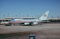 Photo: American Airlines, Boeing 747SP, N602AA