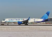 Photo: United Airlines, Boeing 757-200, N14106