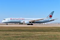 Photo: Air Canada, Boeing 787, C-FRSA
