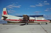 Photo: Midstate Airlines, Fokker F27 Friendship, N242MA