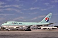 Photo: Korean Air Lines, Boeing 747SP, HL-7456
