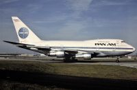 Photo: Pan Am, Boeing 747SP, N239PA