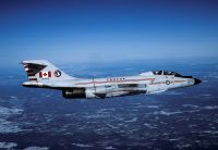 Photo: Canadian Armed Forces, McDonnell F-101 Voodoo, 101002