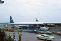 Photo: BOAC-Cunard, Boeing 707-400, G-ARWC