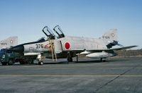 Photo: Japanese Air Self Defence Force, McDonnell Douglas F-4 Phantom, 57-8376