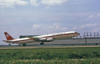 Photo: Air Canada, Douglas DC-8-63, CF-TIK