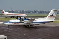 Photo: Henson Airlines, De Havilland Canada DHC-7 Dash7, N234SL