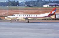 Photo: Air Virginia, Fairchild-Swearingen SA226 Metroliner, N25AZ