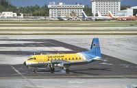 Photo: Bahamasair, Hawker Siddeley HS-748, C6-BEF