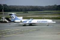 Photo: Estonian Air, Tupolev Tu-154, ES-LTP