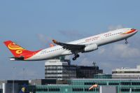 Photo: Hainan Airlines, Airbus A330-300, B-6539