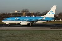 Photo: KLM - Royal Dutch Airlines, Boeing 737-700, PH-BGD