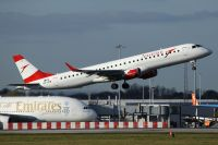 Photo: Austrian Airlines, Embraer EMB-195, OE-LWB