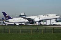 Photo: Saudi Arabian Airlines, Boeing 787, HZ-ARC