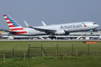 Photo: American Airlines, Boeing 767-300, n345an