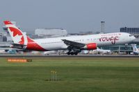 Photo: Air Canada Rouge, Boeing 767-300, C-GEOU