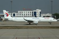Photo: China Eastern Airlines, Airbus A321, B-8570