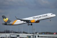 Photo: Thomas Cook Airlines, Airbus A321, G-TCDF