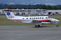 Photo: Untitled, Beech King Air, C-GILK