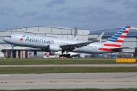 Photo: American Airlines, Boeing 767-300, N346AN