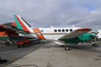 Photo: Buffalo Airways, Beech King Air, C-FMWM