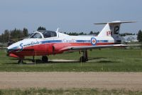 Photo: Royal Canadian Air Force, Canadair CT-114 Tutor, 114076/12