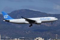 Photo: Air Europa, Airbus A330-200, EC-JQG