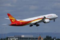 Photo: Hainan Airlines, Boeing 787, B-7839