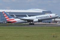 Photo: American Airlines, Boeing 767-300, N347AN