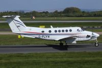 Photo: Untitled, Beech Super King Air, G-FLYW