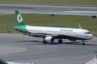 Photo: EVA Air, Airbus A321, B-16222