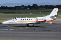 Photo: Untitled, Cessna Citation, N870B