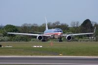 Photo: American Airlines, Boeing 767-300, N389AA