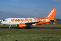 Photo: EasyJet Airline, Airbus A319, G-EJAR