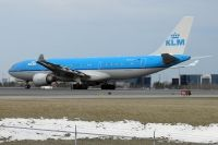 Photo: KLM - Royal Dutch Airlines, Airbus A330-200, PH-AOF