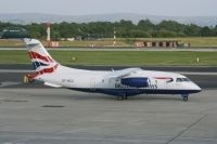 Photo: British Airways/Sun Air, Dornier Do-328-300 Jet, OY-NCU