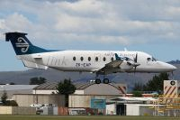 Photo: Air New Zealand Link, Beech 1900, ZK-EAP