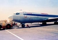 Photo: Trade Winds Cargo, Boeing 707-300